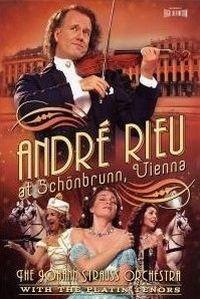 Cover André Rieu - André Rieu At Schönbrunn, Vienna [DVD]